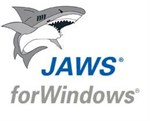 Jaws Screen Reader Logo